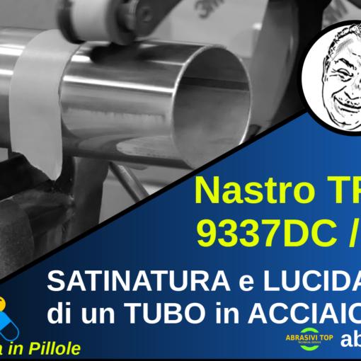 Nastro Trizact a mattoncini 337DC/237AA