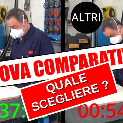Disco 710W, la prova comparativa VS altri