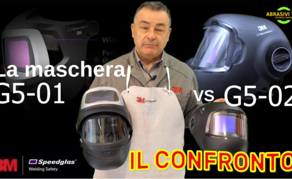 Proteggiti con la Maschera Speedglas G5-01