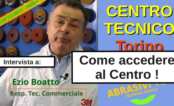 Intervista a Ezio Boatto, Resp. del Centro Tecnico a Torino