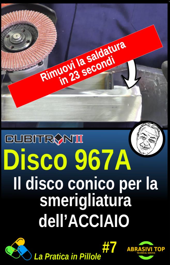Disco lamellare conico 967A