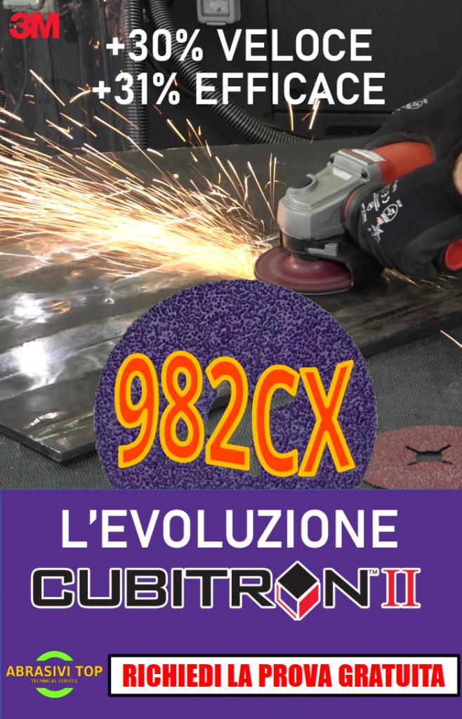 982CX L'evoluzione del 982
